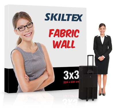 Pop-Up Wall Fabric