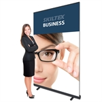 BUSINESS sort roll up banner inkl. print - 120 x 200 cm