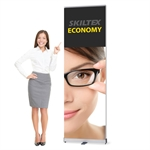 ECONOMY roll up banner inkl. print - 60 x 200 cm