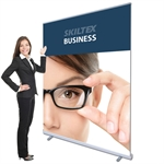 BUSINESS roll up banner inkl. print - 150 x 200 cm