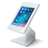 Sleek Hvid iPad holder til bord